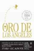 (0,375 L) Oro de los Angeles Blanco Dulce Limited Edition Anos (2009-2015) (Subskription)