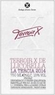 Magnum (1,5 L) Terroir X de Llicorella 1897 La Tercera 2014