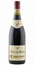 Vidal - Fleury Cotes du Rhone Rouge 2013