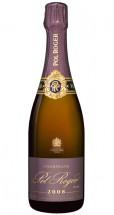 Champagne Pol Roger Rosé Vintage 2008 im Etui