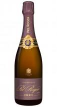 Champagne Pol Roger Rosé Vintage 2009 im Etui