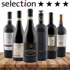24 Sterne Paket-Italien-Bester Weinhändler 2018