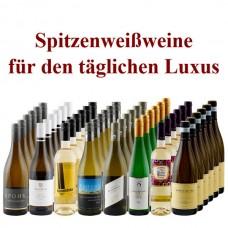 48 Flaschen Weinkellerpaket 3 - Weißwein aus aller Welt
