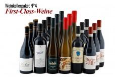 18 Flaschen  Weinkellerpaket 4 - Weine der Weltklasse