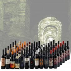 Weine für den täglichen Luxus (72 Flaschen)