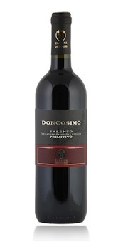 Magnum (1,5 L) Due Palme Don Cosimo Salento Primitivo 2013