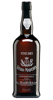 Madeira Justino Henriques, Filhos Lda. Fine Dry 3 Years Old