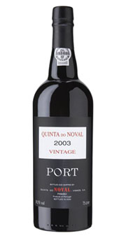 Quinta do Noval Vintage Port 2003 (0,75 L)