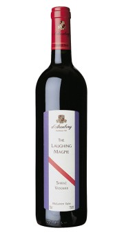 d Arenberg The Laughing Magpie Shiraz Viognier 2009