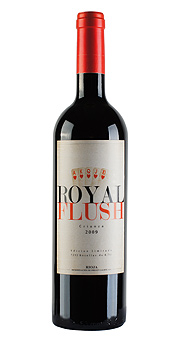 Royal Flush Crianza Edicion Limitada 2012