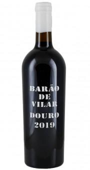 Barão de Vilar Douro Red Seasoned Oak Barrels 2019