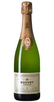 6 Fl. Bouvet-Ladubay Brut Tresor Blanc Saumur 2012 (5+1 Aktion)