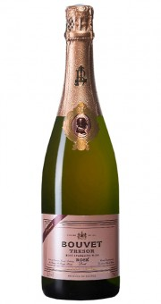 6 Fl. Bouvet-Ladubay Brut Tresor Rose Saumur AOC (5+1 Aktion)