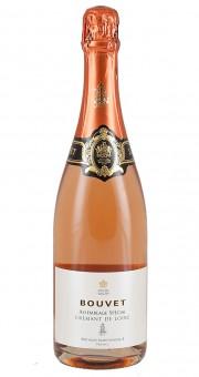 Bouvet Assemblage Spécial Crémant de Loire Rosé