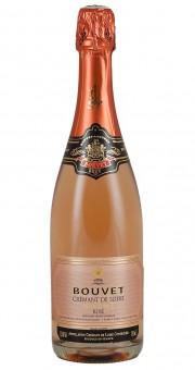6 Fl. Bouvet-Ladubay Crémant de Loire Excellence Brut Rosé (5+1 Aktion)