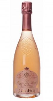 Cà dei Frati Cuvée dei Frati Spumante Rosé Brut Metodo Classico 2012