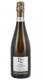 Champagne Dom Caudron Épicurienne Le Meunier Vieilles Vignes