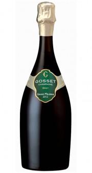 Champagne Gosset Millésime Brut 2012