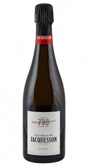 Champagne Jacquesson Extra Brut 735 Dégorgement Tardif
