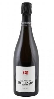 Champagne Jacquesson Extra Brut 741