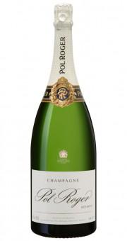 Magnum (1,5 L) Champagne Pol Roger Brut Réserve