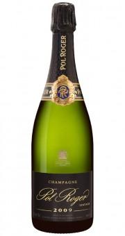 Champagne Pol Roger Brut Vintage 2009 im Etui