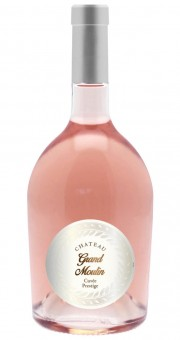 Château Grand Moulin Rosé Cuvée Prestige 2019