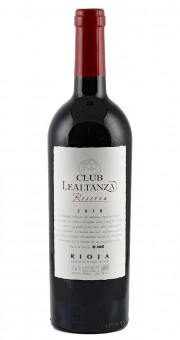 Lealtanza Reserva Club 2010