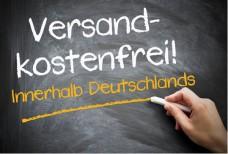 Versandkostenfrei Deutschland Aktion
