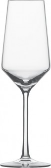 """1 Glas Schott Zwiesel """"PURE"""" Champagner"""