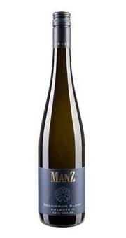 Manz Sauvignon Blanc Kalkstein trocken 2016