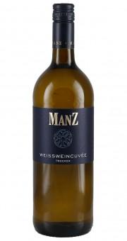 Manz Weissweincuvée 2020 (1,0 L)