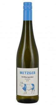 Metzger Weißburgunder trocken 2019