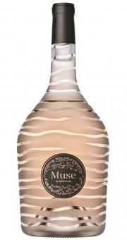 Magnum (1,5 L) Muse de Miraval Grande Cuvée Rosé 2019 in Gift Box **