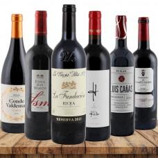 Rioja Rundreise