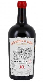 Rodríguez & Sanzo Whisky Barrel 2018