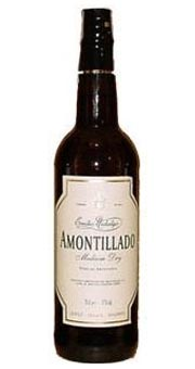 Sherry Emilio M. Hidalgo Amontillado Medium Dry