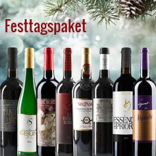 Festtagsweinpaket 2015