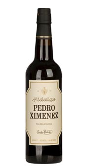(0,5 L) Sherry Emilio M. Hidalgo Pedro Ximenez