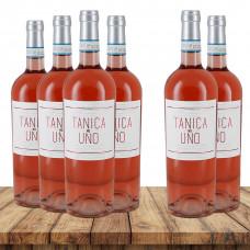 4+2 Superdeal: 6 Fl. Tanica No. Uno Cerasuolo Rosato 2020