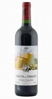 1 Fl. Magnum (1,5 L) Tenuta di Trinoro Rosso Toscana IGT 2009