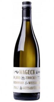 Wageck Tertiär Chardonnay & Weissburgunder 2016