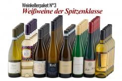 48 Flaschen  Weinkellerpaket 3 - Weißweine