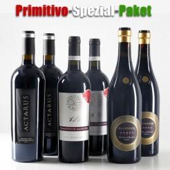 6 Fl. Primitivo-Spezial-Paket