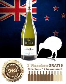 9+3 SUPERDEAL: 12 Fl. Giesen Estate Sauvignon Blanc 2015