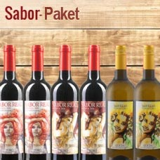 6 Fl. Sabor Probierpaket