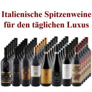 48 Flaschen Weinkellerpaket 2 - Italien