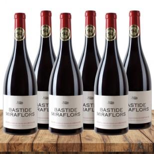 6 Fl. Domaine Lafage Bastide Miraflors Vieilles Vignes 2015