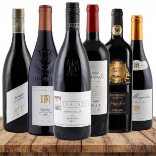Best of 2018 - Internationale Rotweine