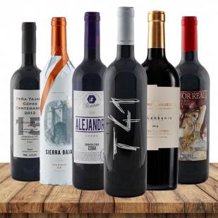 Best of 2018 - Spanische Rotweine